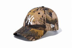 NEW ERA New York Yankees Tree Camo 9Fifty Ball Cap
