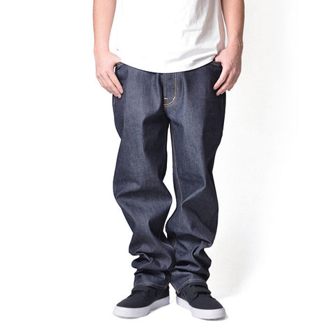Lafayette 5 POCKET RAW DENIM PANTS BAGGY FIT
