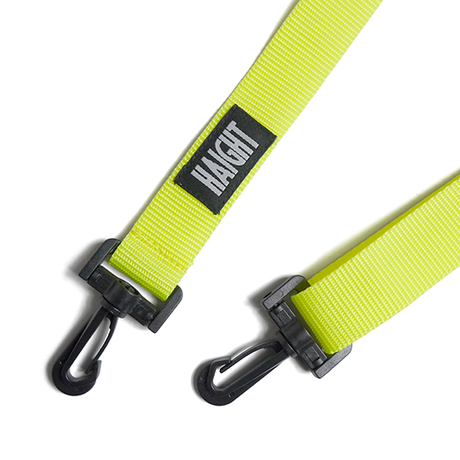 Haight Keychain Holder Neon