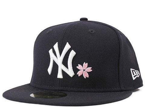 NEW ERA NEW YORK YANKEE SAKURA 59FIFTY FITTED CAP