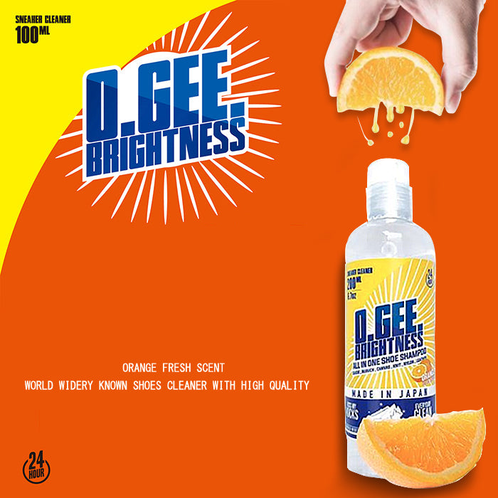 OG Brightness Sneaker Cleaner Bottle