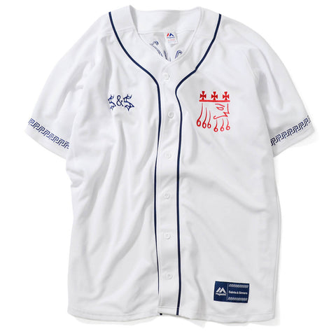 Saints & Sinners x Majestic World Sport Jersey