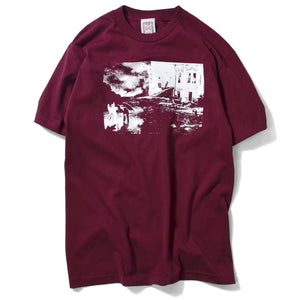 Saints & Sinners Interview With My Vampire Tee Burgundy