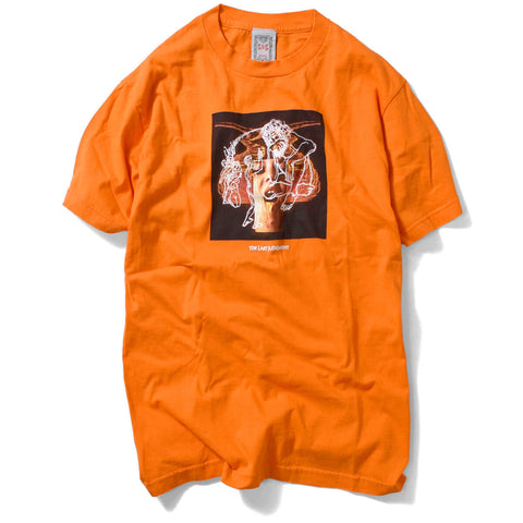 Saints & Sinners Last Judgement Tee Orange