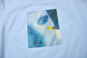 Saints & Sinners Tears Of S&S Tee Light Blue