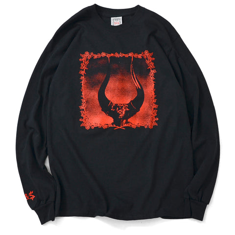 Saints & Sinners Furious Anger L/S Tee Black