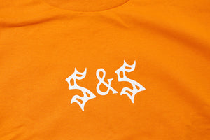 Saints & Sinners 4th Grade Devil Logo L/S Tee