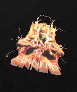 Saints & Sinners Electric Chair Tee