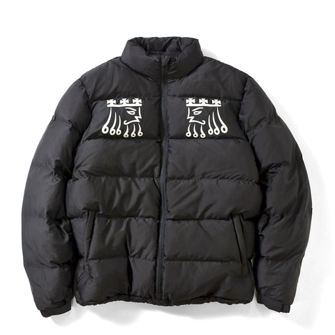 Saints & Sinners x HARDBODY 3M Puff Jacket Black