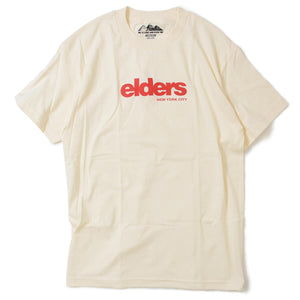 Western Elders Squad Logo Tee Natural