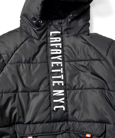 Lafayette Poly Fill Pullover Jacket Black