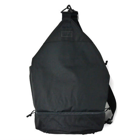 Haight One Shoulder Training Bag Black
