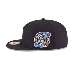 New Era New York Yankees World Series Collection 59Fifty Fitted 2000 Subway Series
