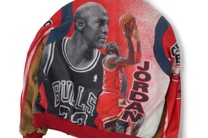 Apache Chicago Bulls Jordan Jacket Multi