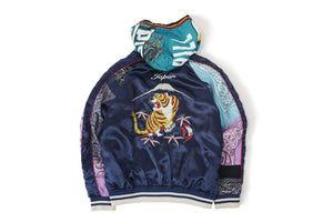 Apache Custom Souvenir Tiger Jacket Multi