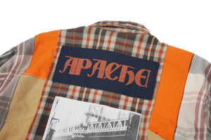 Apache Once Upon a Time in America Shirt Plaid