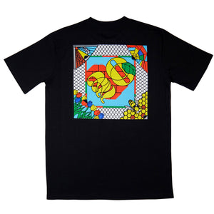 Dee & Ricky x 20/20 Collections - World Record Tee Black