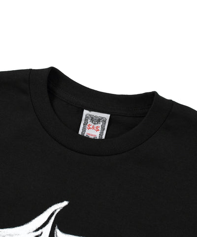 Saints & Sinners Tragi-Com Tee Black