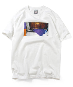 Saints & Sinners Heavens Gate Tee White