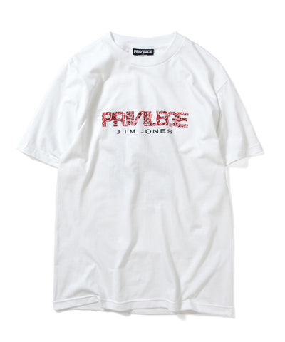 Privilege x Jim Jones El Capo Tee White