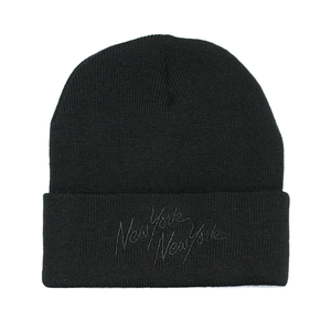 New York New York x Bongiorno Blackout Beanie