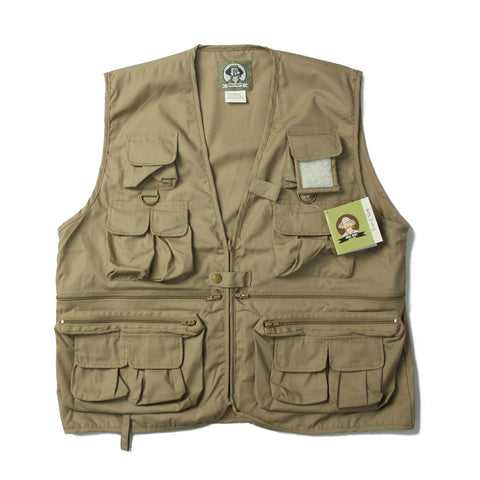 ROTHCO UNCLE MILTY VEST - Khaki