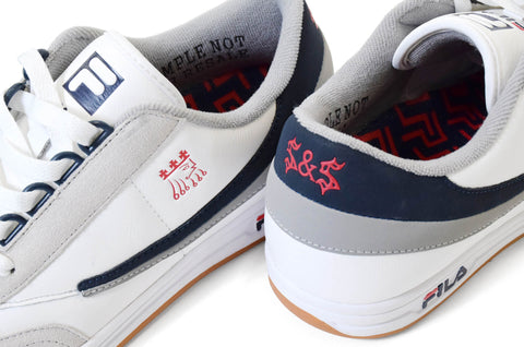 Saints & Sinners x FILA World Sport Tennis Classic