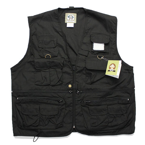 ROTHCO UNCLE MILTY VEST - BLACK