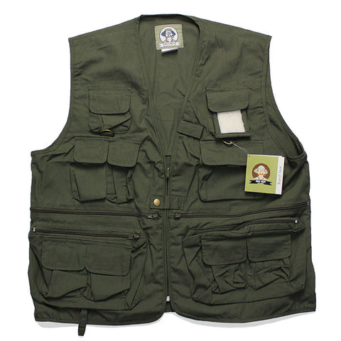 ROTHCO UNCLE MILTY VEST - Olive