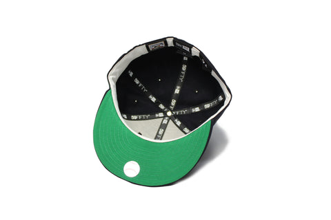 NEW ERA NEW YORK YANKEE 1958 LOGO 59FIFTY FITTED CAP