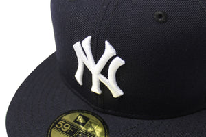 NEW ERA NEW YORK YANKEES 1958 LOGO 59FIFTY FITTED CAP