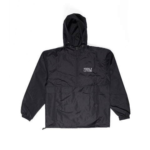 Highly Living Champion Nylon Anorak Black