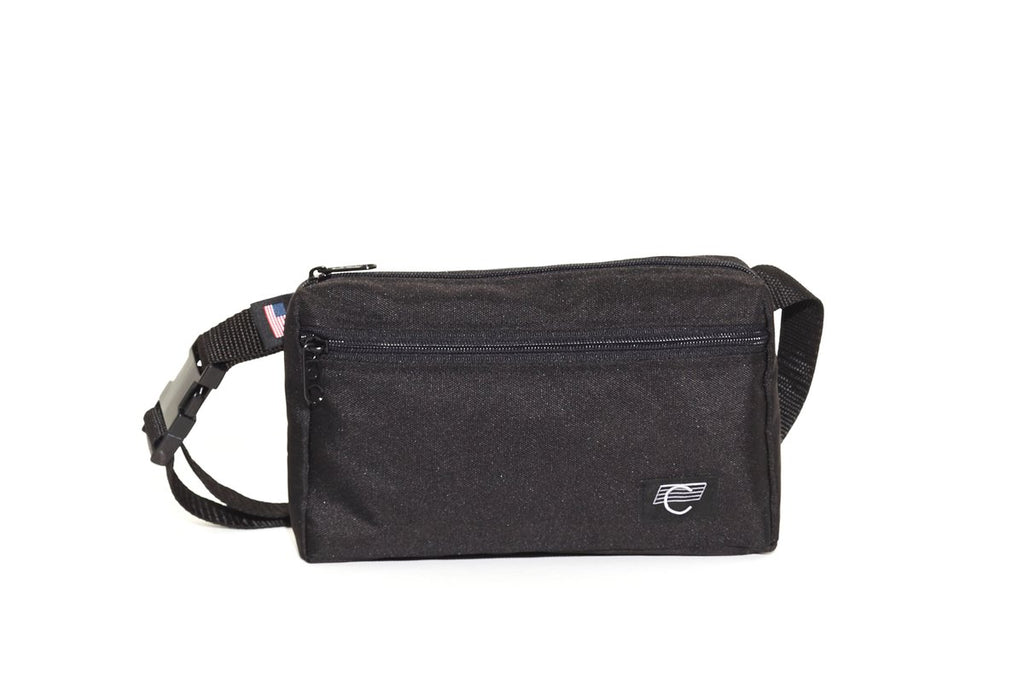 Coma Shoulder Bag Black