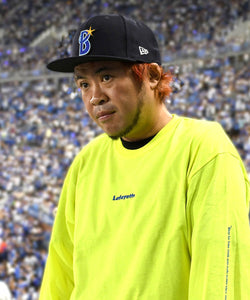 Lafayette x NEW ERA x Baystars 59FIFTY FITTED CAP NAVY