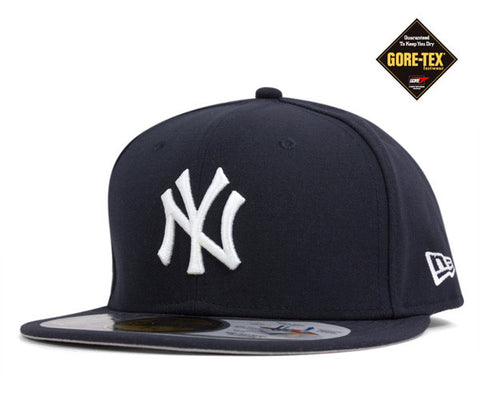 NEW ERA NEW YORK YANKEE Gore-Tex 59FIFTY Navy