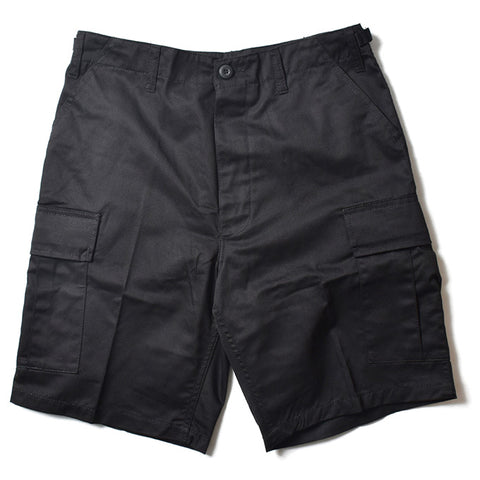 ROTHCO BDU SHORT - Black Drab