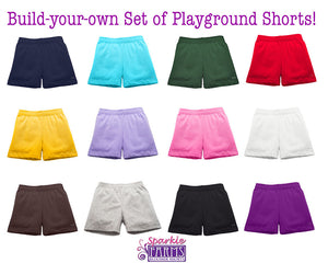 Cartwheel Shorts, Playground Shorts, Modesty Shorts... What's in a Name?