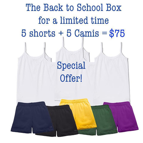 ✏️ For a limited time we are offering a Back to School Box for only $75! 📚