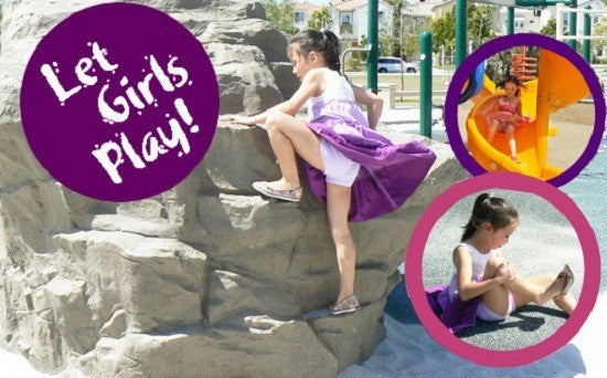 Four Ways to Survive the Playground: Modesty Shorts for Girls & More