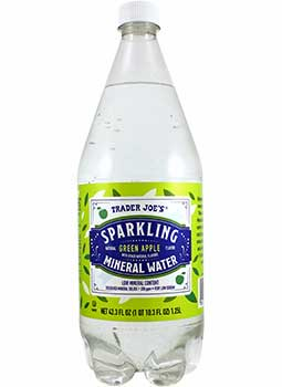 Friday Favorites - Trader Joe's Sparkling Water
