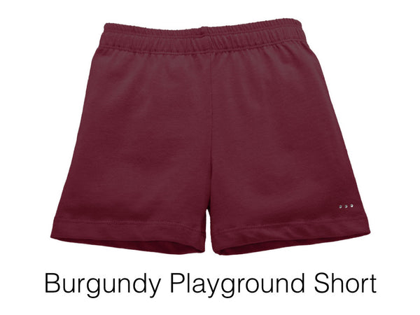 Build-your-own Set of 3 Girls Playground Shorts