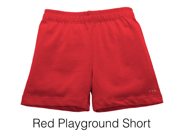 Build-your-own Set of 2 Girls Playground Shorts
