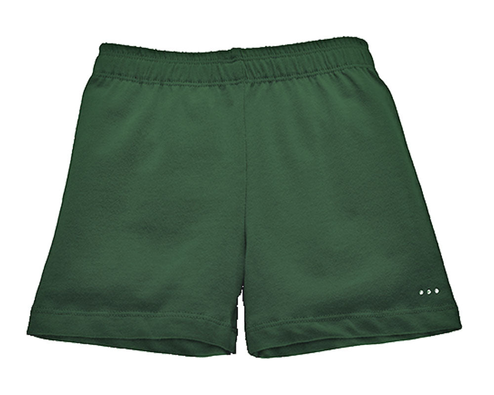 Hunter green under dress shorts are SparkleFarms.com