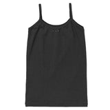 under school uniform black camisole |SparkleFarms.com