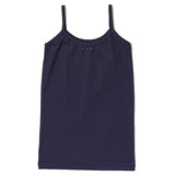 under school uniform navy camisole |SparkleFarms.com