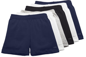 Girls modesty shorts at SparkleFarms.com