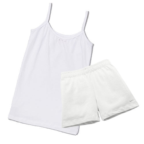 cartwheel short and camisole set from Sparkle Farms
