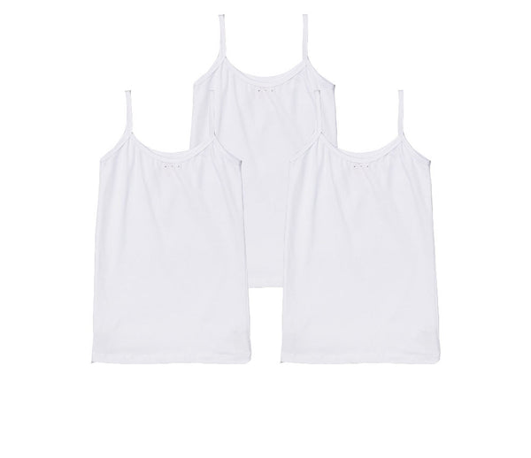 Buy girls under uniform and under dress modesty shorts and camisoles at SparkleFarms.com