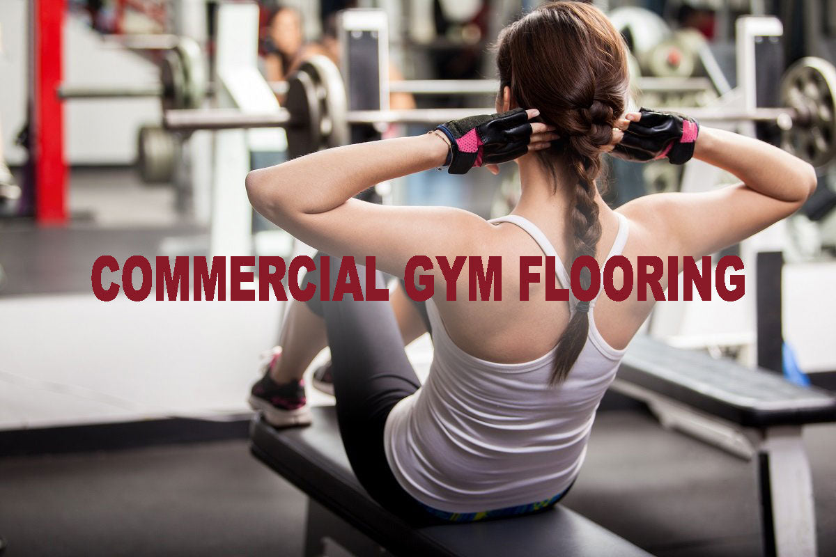 Women Working Out on Commercial Gym Floor