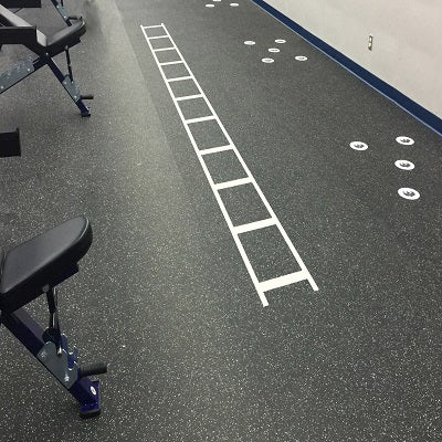 Agility Ladder Decal